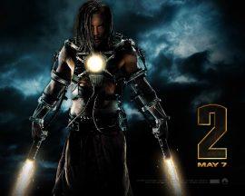 Papel de parede Homem de Ferro 2 – Whiplash