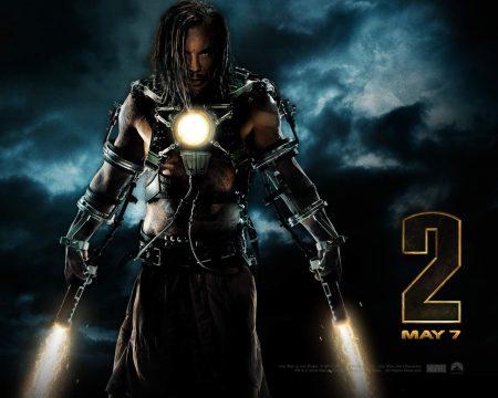 Papel de parede Homem de Ferro 2 – Whiplash para download gratuito. Use no computador pc, mac, macbook, celular, smartphone, iPhone, onde quiser!