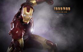 Papel de parede Homem de Ferro #4