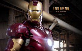 Papel de parede Homem de Ferro #5