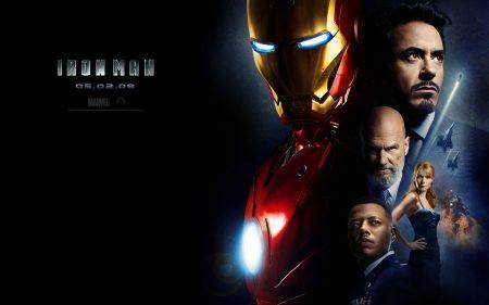 Papel de parede Homem de Ferro #6 para download gratuito. Use no computador pc, mac, macbook, celular, smartphone, iPhone, onde quiser!