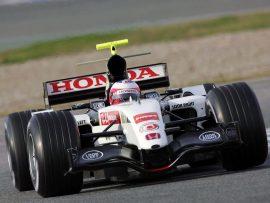 Papel de parede Honda – Barrichello