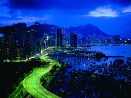 Papel de parede Hong Kong – China