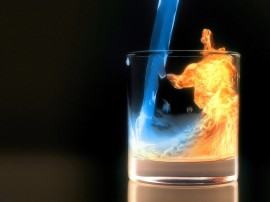 Papel de parede Hot Drink