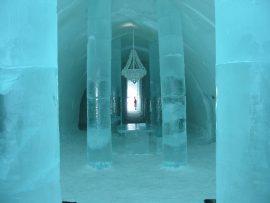 Papel de parede Hotel sueco de gelo