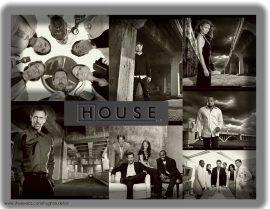 Papel de parede House Cast