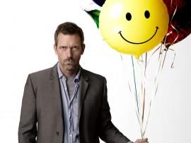 Papel de parede House com Balões