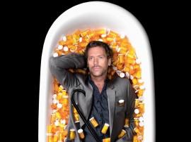 Papel de parede House M.D. – Hugh Laurie