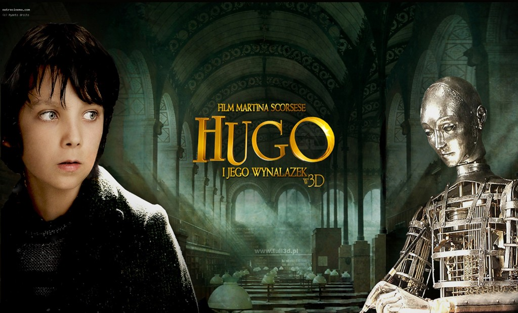 Papel de parede Hugo Cabret : O filme para download gratuito. Use no computador pc, mac, macbook, celular, smartphone, iPhone, onde quiser!