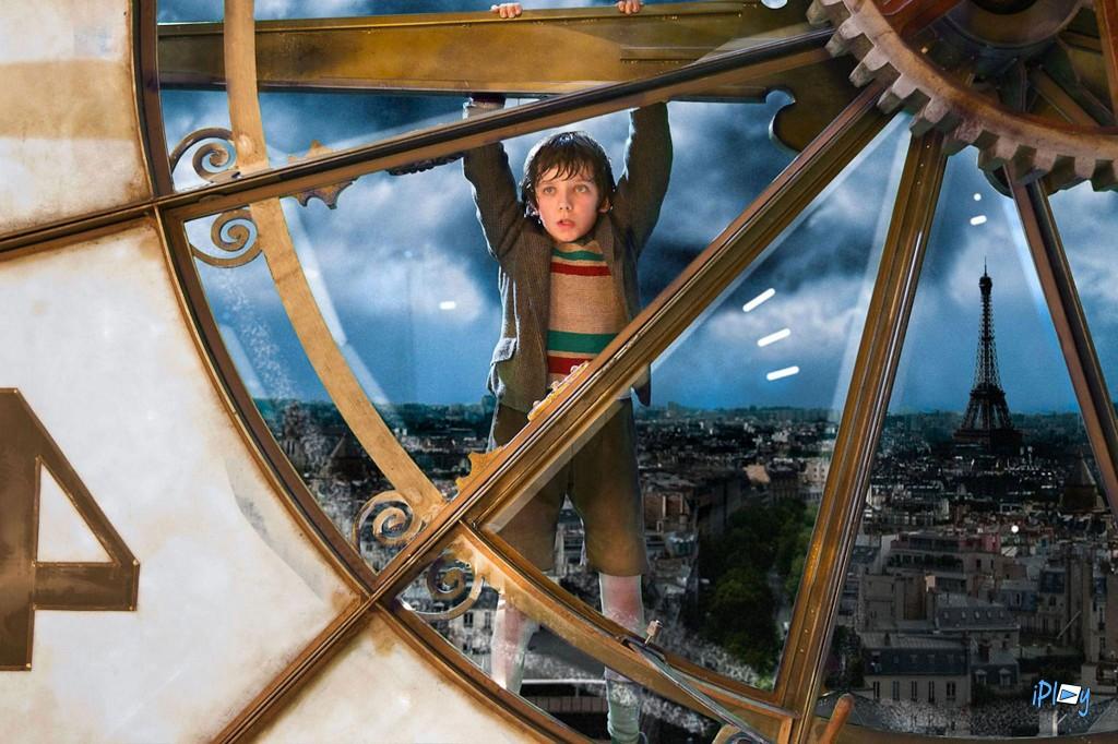Papel de parede Hugo Cabret- Filme para download gratuito. Use no computador pc, mac, macbook, celular, smartphone, iPhone, onde quiser!