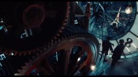Papel de parede Cenas do filme Hugo Cabret