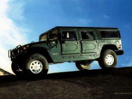 Papel de parede Hummer Militar