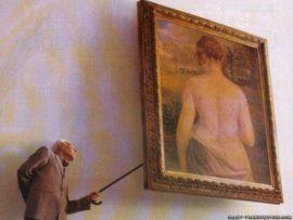 Papel de parede Humor e Arte