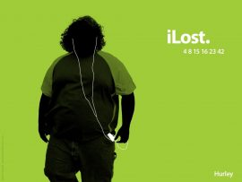 Papel de parede Hurley – iPod