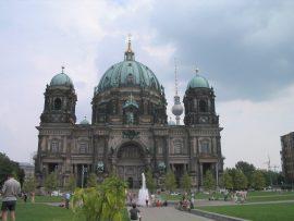 Papel de parede Igreja em Berlim