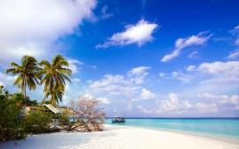 Papel de parede Ilha Dhiggiri, Maldívias