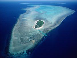 Papel de parede Ilha Paradisíaca