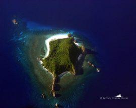 Papel de parede Ilha Particular