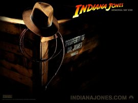Papel de parede Indiana Jones 4 #3