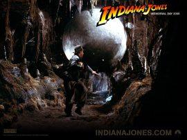 Papel de parede Indiana Jones 4 #5
