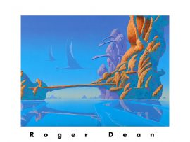 Papel de parede Influência de Roger Dean em Avatar
