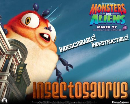 Papel de parede Insectossaurus para download gratuito. Use no computador pc, mac, macbook, celular, smartphone, iPhone, onde quiser!