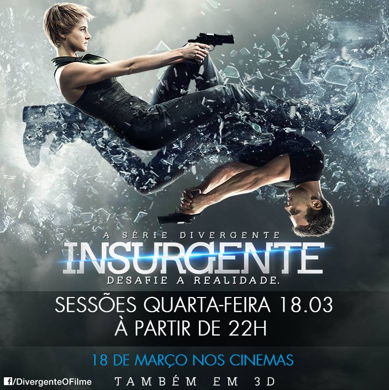 Papel de parede Insurgente para download gratuito. Use no computador pc, mac, macbook, celular, smartphone, iPhone, onde quiser!
