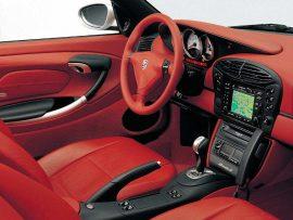 Papel de parede Interior da Ferrari