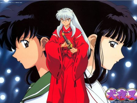 Papel de parede InuYasha – Animê para download gratuito. Use no computador pc, mac, macbook, celular, smartphone, iPhone, onde quiser!