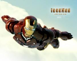 Papel de parede Iron Man