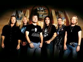 Papel de parede Iron Maiden