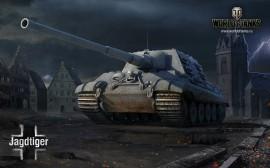 Papel de parede Jagdtiger, Alamanha – World of Tanks