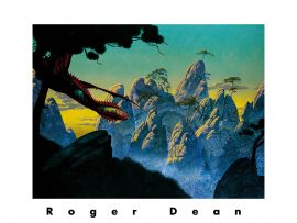 Papel de parede James Cameron plagiou Roger Dean?