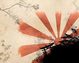 Papel de parede Japão – Arte