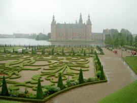 Papel de parede Jardins da Dinamarca
