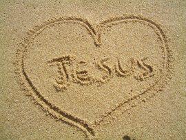 Papel de parede Jesus Cristo #1