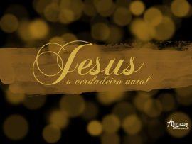 Papel de parede Jesus e Natal