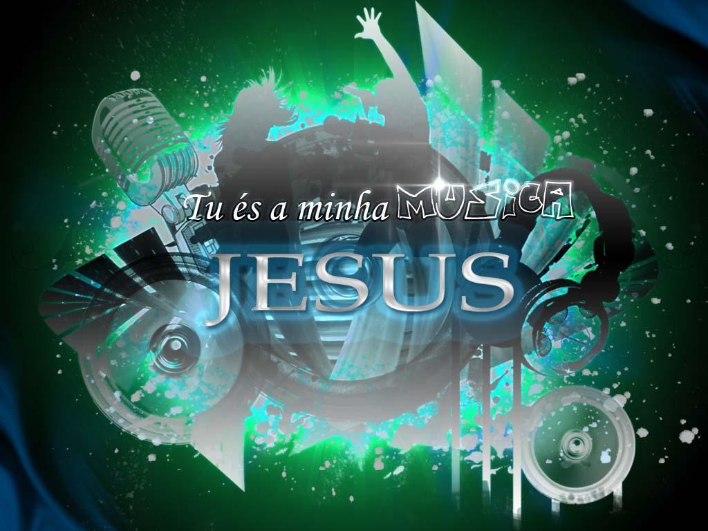Muito Papel de Parede Jesus, minha música Wallpaper para Download no  PD75