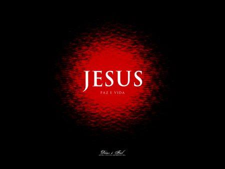 Papel de parede Jesus paz e vida para download gratuito. Use no computador pc, mac, macbook, celular, smartphone, iPhone, onde quiser!
