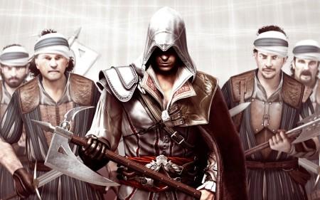 Papel de parede Jogo Assassin's Creed para download gratuito. Use no computador pc, mac, macbook, celular, smartphone, iPhone, onde quiser!