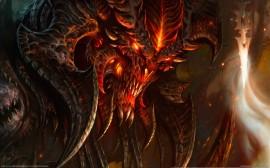 Papel de parede Jogo Diablo 3