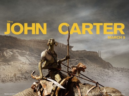Papel de parede John Carter para download gratuito. Use no computador pc, mac, macbook, celular, smartphone, iPhone, onde quiser!