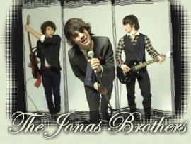 Papel de parede Jonas Brothers – Nick, Kevin e Joe