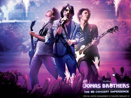 Papel de parede Jonas Brothers – Show em 3D para download gratuito. Use no computador pc, mac, macbook, celular, smartphone, iPhone, onde quiser!