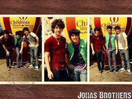 Papel de parede Jonas Brothers [2]