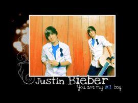 Papel de parede Justin Bieber – #1