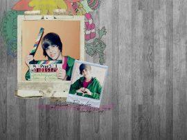 Papel de parede Justin Bieber – Garoto