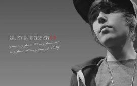 Papel de parede Justin Bieber – My Favorite