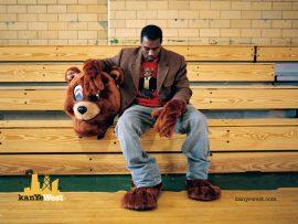 Papel de parede Kanye West