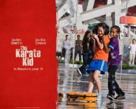 Papel de parede Karate Kid – Alegre